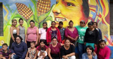 FOTOS del 4to Encuentro- Escuelita de Salud -Mujeres Lencas en RESISTENCIA por la Salud Natural y Ancestral- COPINH