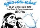 """El 20, 21 y 22 de julio, 6to Encuentro de la Escuelita de Salud """"Mujeres Lencas en RESISTENCIA por la Salud Natural y Ancestral"""""""