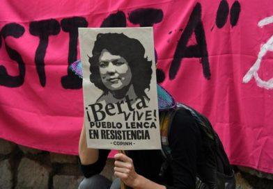 Reseña de prensa, suspensión del juicio causa Berta Cáceres 15-16/oct/18