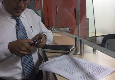 Equipo legal presenta DENUNCIA ANTE EL MINISTERIO PÚBLICO