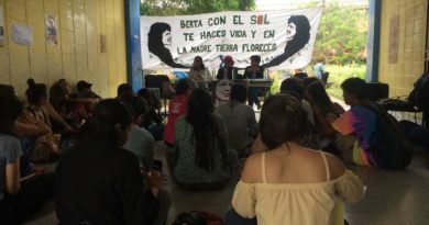 FORO: Porque hablar de Berta Cáceres