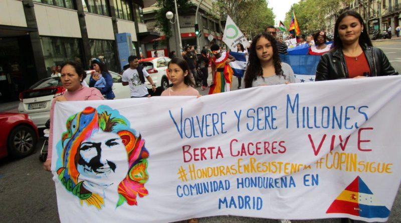 FOTOS: Madrid 12-10-2018  #Descolonicémonos #12DeOctubreNadaQueCelebrar