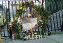 FOTO: A 32 MESES SIN JUSTICIA – Altar para Berta en la Corte