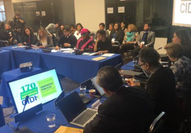 INFOBAE: La presidenta de la CIDH instó a Honduras a revocar la concesión que motivó el asesinato de Berta Cáceres