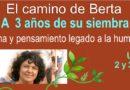 El camino de Berta/Berta's Path:  INVITACIÓN