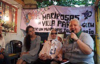 """Argentina:Presentando el Libro """" Las Revoluciones de Berta"""""""