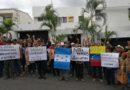 COPINH: NO A LA INJERENCIA GRINGA EN VENEZUELA.