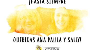 ¡HASTA SIEMPRE QUERIDAS ANA PAULA Y SALLY!