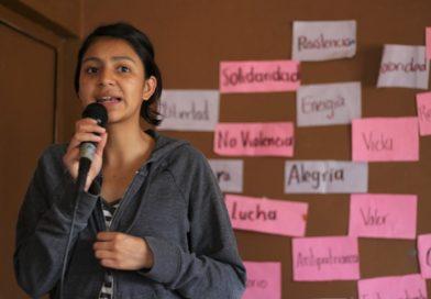 Hija de Berta Cáceres es galardonada por el Consejo General de la Abogacía Española