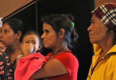Amenazas a muerte a Rosalina Domínguez son el resultado de la imposición del proyecto Agua Zarca