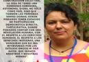 VIDEO: Berta Cáceres habla sobre la refundación