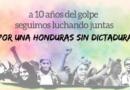 Encuentro de Mujeres Hondureñas 2019 – Llamada primera