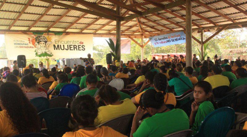 Manifiesto Rebelde de Mujeres Hondureñas
