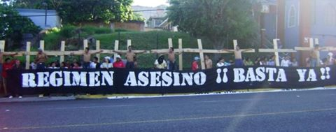 Posicionamiento de organizaciones populares y de lucha territorial de Honduras.