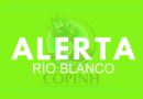 ALERTA Rio Blanco 26/Octubre/2019