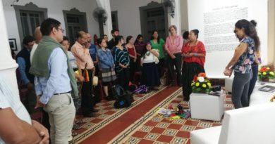 """VIDEO: Guatemala, presentación del libro """"Las Revoluciones de Berta"""""""