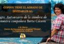 "Acción Global/Global Action ""Justicia Para Berta"""