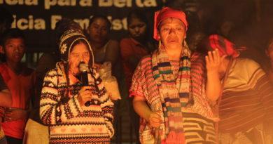 Lolita Chávez al pueblo hondureño que resiste ante el COVID-19 y la corrupción
