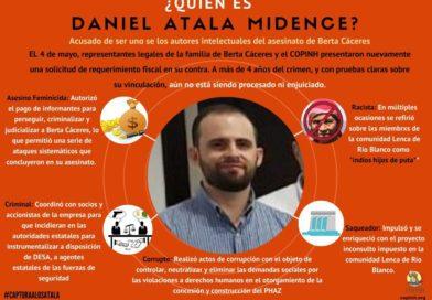 ¿Quién es Daniel Atala Midence?