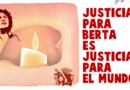 VELATON POR LA MEMORIA Y JUSTICIA PARA BERTA