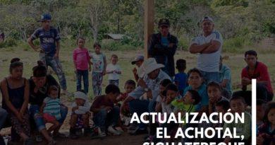 24/11/2020  Actualización El Achotal