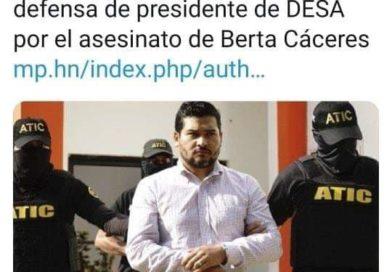 Tribunal rechaza apelación de la defensa de David Castillo