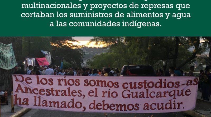 Jubileo Sur Américas: JUSTICIA PARA BERTA ES JUSTICIA PARA EL PUEBLO