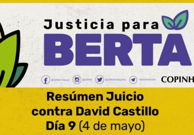 Juicio contra David Castillo: Día 9