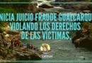 Inicia juicio Fraude Gualcarque violando los derechos de las víctimas.