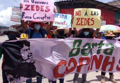 Intibucá dice NO A LAS ZEDES!